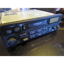 Stereo Honda Civic Accord Old School Autoestereo Cassette