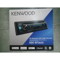 Kenwood Kdc-bt362u Autoestereo Camaleon Bluetooth Android