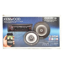 Kenwood Pkg-mp18 Autoestereo Con Cd