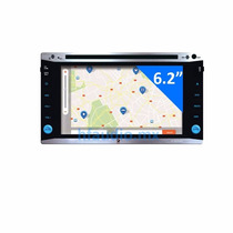 Autoestéreo Pantalla Hf6500ubg 6.2 Táctil Gps Bluetooth