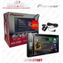 Autoestereo Pioneer Bluetooth Usb High Resolution Ipod Dvd