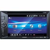 Pantalla Sony Xav-68bt 6.1 Dvd Usb Auxiliar Bluetooth Y Com