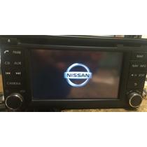Autoestéreo Original Pantalla Nissan Sentra Gps Bluetooth