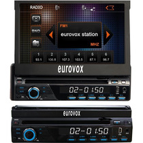 Autoestereo Touch Motorizada 7 Bluetooth Sd Usb