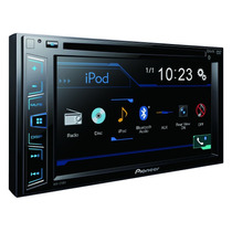 Estéreo Pantalla Pioneer Avh-275bt 6.2 Touch Bluetooth Dvd