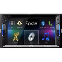 Combo Jvc Touch Kw-v21bt Bluetooth Y Cámara D Reversa Gratis