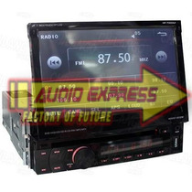Estereo Hf-7000ui Con Touchscreen Usb Ipod