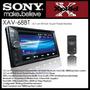 Estereo Sony Xav-68bt 2dinbluetooth Pantalla Touch Sd Usb