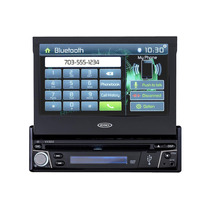 Jensen Vx3012 Dvd Touchscreen Usb 1din Bluehtoot 7
