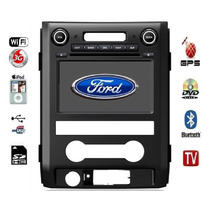 Estereo Ford Lobo Y F150 2009 - 2014 Gps Dvd Wifi 3g Ipod Tv