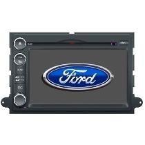 Autoestereo Ford Pantalla Dvd Gps Bluetooth