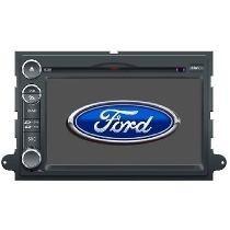 Auto Estereo Ford Pantalla Dvd Gps Bluetooth