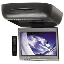 Combo Reproductor Dvd 10 Pulgadas Multimedia Mp3 Ctrl Remoto