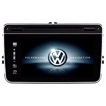 Estereo Vw Android Interface Ipod Gps Waze Dvd Wifi 3g Usb