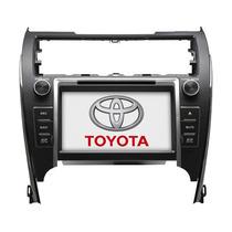 Estereo Pantalla Toyota Camry Gps Dvd Hd Usb Sd Bluetooth