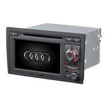 Auto Estereo Audi A4 Pantalla Dvd Gps Bluetooth Ipod Usb Sd
