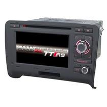 Auto Estereo Audi Tt Pantalla Dvd Gps Bluetooth Ipod