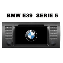Estereo Bmw X5 Y E39 Serie 5 Gps Dvd Ipod Internet Bluetooth
