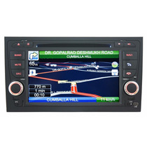 Estereo Audi A4 Android Dvd Gps Bth Mirrorlink Ipod 3g Wif
