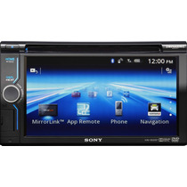 Sony Xav-602bt Caratula Desmontable Bluehtoot 6.1 Mirror Lk