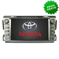 Navegador Gps Toyota Rav4 2013 A 2015 Autoestereo Bluetooth