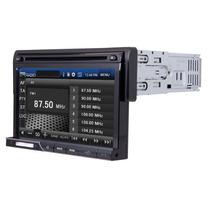 Auto Estereo De Pantalla 7 Dvd Bluetooth Usb Power Acoustik