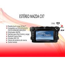 Promoción Estéreo Oem Tipo Original Mazda Cx7 2012 Touch 7