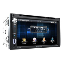 Audioonline Pantalla Soundstream Vr-651b Dvd Usb Bluetooth