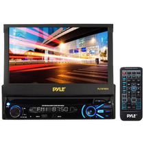 Tb Estereo Pyle Plts76du 7-inch Touch Screen Motorized