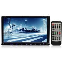 Jc Estereo Pyle Pldn73i 7-inch Double-din Tft Touchscreen