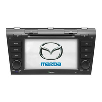 Estéreo Pantalla Mazda 3 2006-2009 Gps Bluetooh Hd Dvd Sd