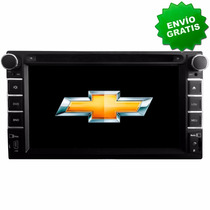 Navegador Gps Chevrolet Colorado Tracker Cheyenne Tahoe Tv