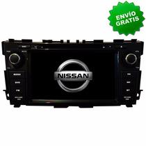 Autoestereo Pantalla Gps Nissan Altima 2013 - 2016 Dvd