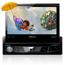Autoestereo Pioneer Avh-x7700bt Bluetooth Dvd Usb Ipod New