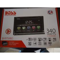 Pantalla Boss Audio Bv9759bd In-dash Double-din 7-inch