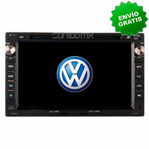 Autoestereo Navegador Gps Vw Jetta Clasico A4 Golf Gti Dvd