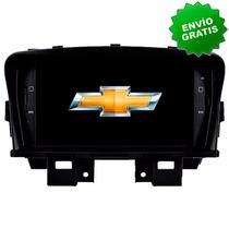 Autoestereo Navegador Gps Chevrolet Cruze Pantalla Dvd Sd