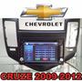 Estereo Pantalla Chevrolet Cruze 2009-2012 Dvd Gps Bluetooth