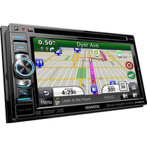 Pantalla Kenwood Hd, Gps, Radio Satelital,tv, Bluetooth