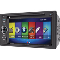 Autoestereo Pantalla Soundstream Vr64h Bluetooth Mobile Link
