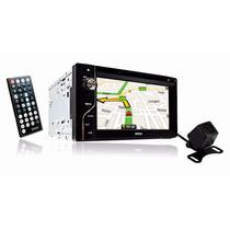 Pantalla 2 Din Gps Bluetooth Msd + Camara De Reversa