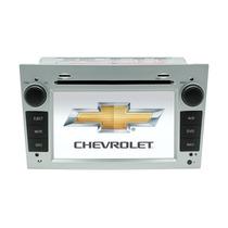 Estereo Pantalla Chevrolet Astra Gps Hd Dvd Bt Ipod Tv Usb