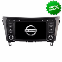Autoestereo Navegador Gps Nissan X Trail X-trail 15 - 16 Dvd