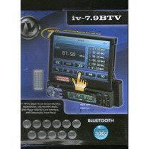 Auto Estereo+dvd+pantalla 7+bluetooth Usb Sd