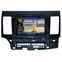 Estereo Mitsubishi Lancer Dvd Gps Mp3 Interface Ipod Usb Tv