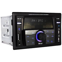 Reproductor De Medios Rock Series Rks-st730bt Con Bluetooth,