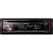 Autoestéreo Pioneer Deh-x3800s Cd Usb Auxiliar Iphone