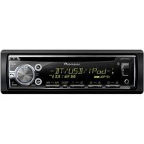 Autoestéreo Pioneer Deh-x6700bt Con Cd/usb/aux Y Bluetooth.