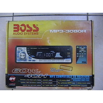 Auto Estéreo Boss Cd-mp3