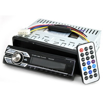 Auto Estereo 180 Watts Radio Fm Usb Sd Display Control 3229